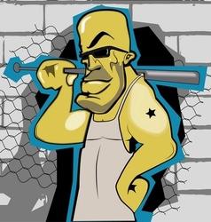 Gangster vector