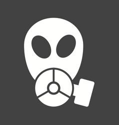Oxygen mask vector