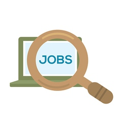 Job searching vector