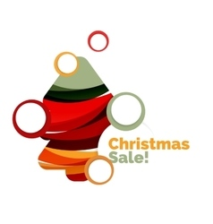 Christmas banner design vector