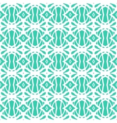 Simple elegant linear vintage pattern vector