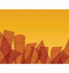 Film background vector