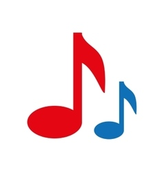 Note music musical icon graphic vector