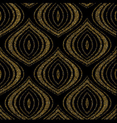 Seamless abstract pattern for textile and vector