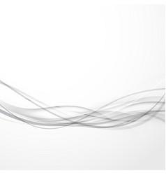 Modern speed futuristic swoosh wave layout vector