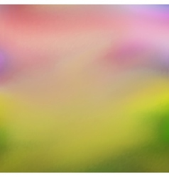 Abstract defocused colorful blurred background vector