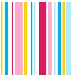 Vertical stripes seamless pattern eps10 vector