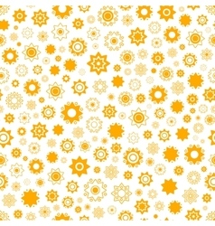 Constellatio star seamless pattern vector