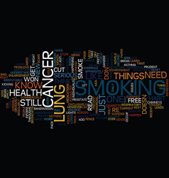 Articles on lung cancer text background word vector