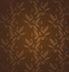 vitage seamless background vector image