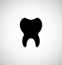 Tooth premium icon vector