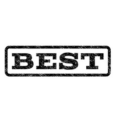 best watermark stamp vector image vector image