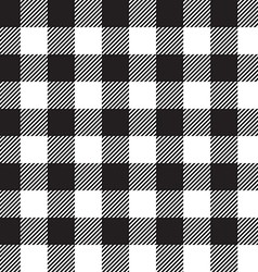 Black tablecloth seamless pattern vector