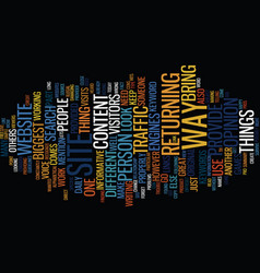 Articles seo text background word cloud concept vector