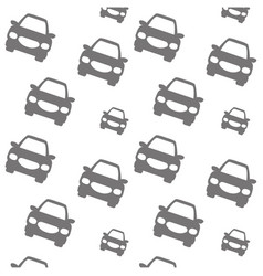 Car transportation vehicle background vector