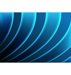 Illuminated Striped Background vector image vector image