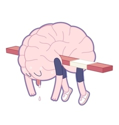 Exhausted brain collection vector