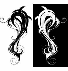 tattoo designs vector image vector image