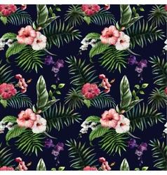 Tropics5 vector image