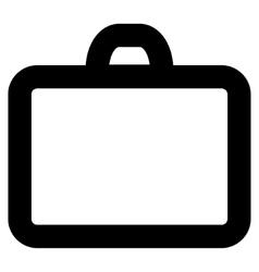 Case Stroke Icon vector image