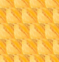 Seamless mosaic tile pattern vector image