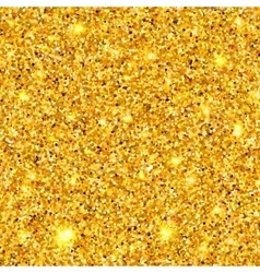 Golden sparkles texture eps 10 vector