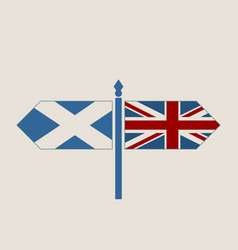 britain exit from european union relative image vector image