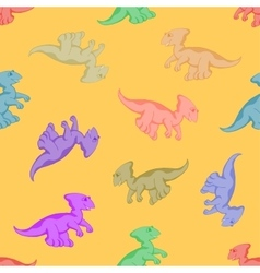 Funny and hilarious dinosaur vector