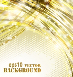 curves background vector image vector image