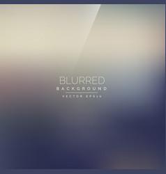 Elegant blurred background wallpaper vector