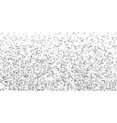 pixel gray gradient horizontal background vector image vector image