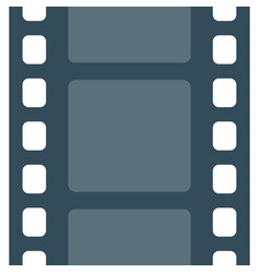 Film with frames movie seamless pattern vector