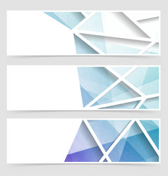 modern tile geometrical arabic style banner vector image