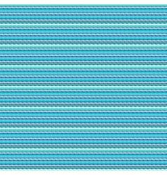 Aqua blue geometric striped hipster pattern vector