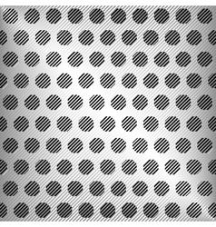 Abstract silver metal texture vector