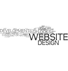 Your goals in web design is the key looks or vector