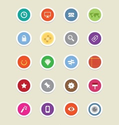 Web icons 36 vector