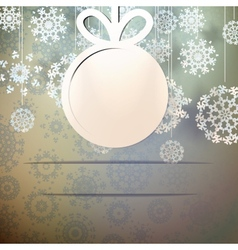 Abstract christmas background plus eps10 vector