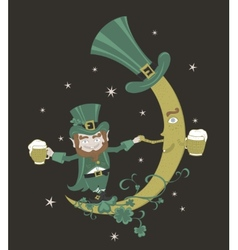 For st patricks day vector