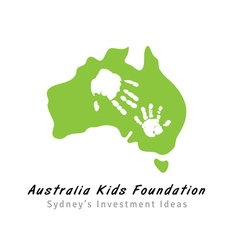 Australia kids foundation v2 vector