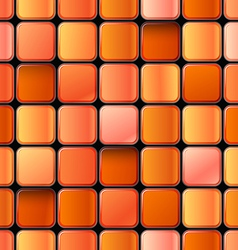 Abstract seamless background of different blocks vector image