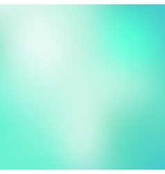 Blue blur background vector image vector image