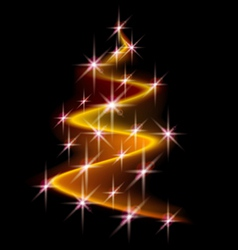 Xmar light gold vector