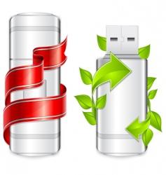 flash concept vector image