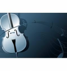 cello vector image vector image