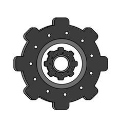 pinion cartoon vector image vector image