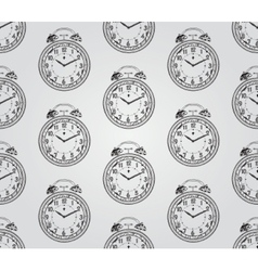 Vintage hand drawn seamless pattern vector