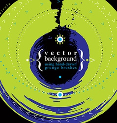 Abstract background special made using real vector image vector image