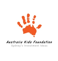 Australia kids foundation vector