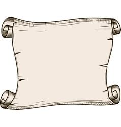Paper roll vector